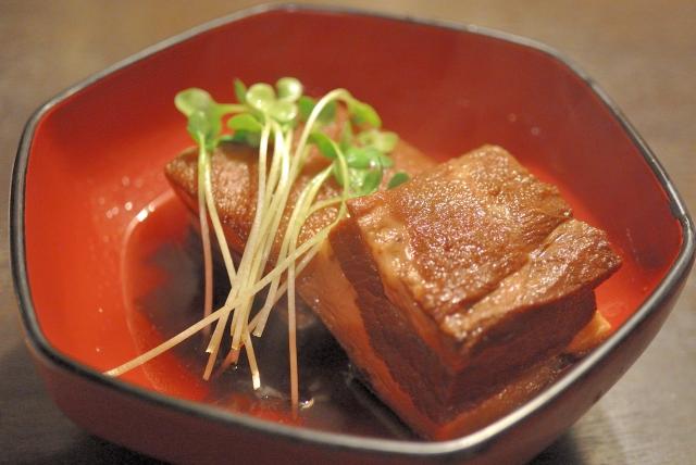 角 豚 煮 献立 の 豚の角煮に合うおかず!付け合わせと簡単な献立の組み合わせ!