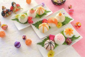 ひな祭りの魚料理